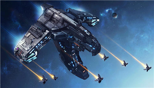 庆安卓上线 《星盟冲突》经典战舰加入新手活动
