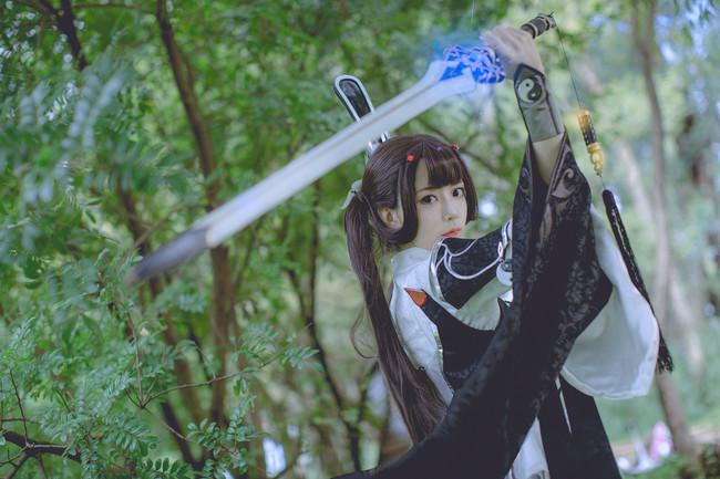 《剑网叁》咩萝