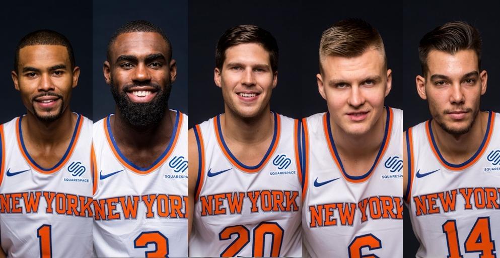 美媒評NBA新賽季最差五大首發陣容,東區球隊包攬,第一已無懸念!