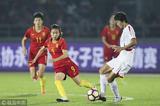 高清:女足1-2不敌朝鲜 王珊珊扳一球难救主