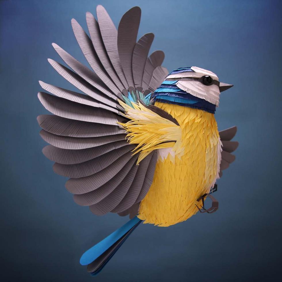 彩纸幼儿动物手工制作大全图片