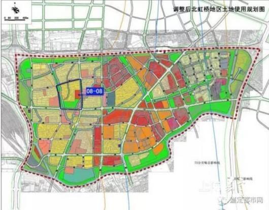 嘉定江桥或添5万平方米商业体 新建公办幼儿园