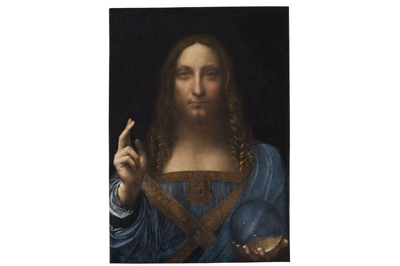这10幅画售价高达10亿美元!你知道吗?(组图)