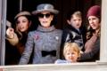 摩纳哥庆祝国庆节王室萌娃抢镜
