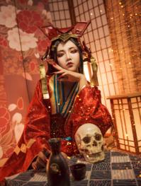 《阴阳师》鬼女红叶