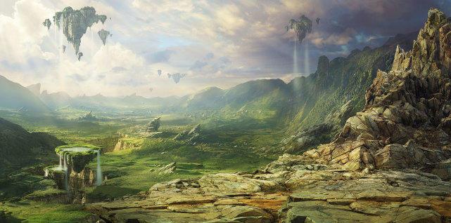 魔兽世界最美的四大风景胜地