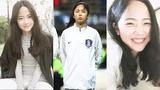 高清:韩国女足10号私照曝光 被赞可爱到犯规