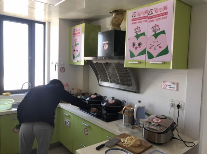 """点赞!苏州儿童医院旁设立""""免费共享厨房"""""""