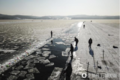 零下20度 冰雪童话背后的采冰人