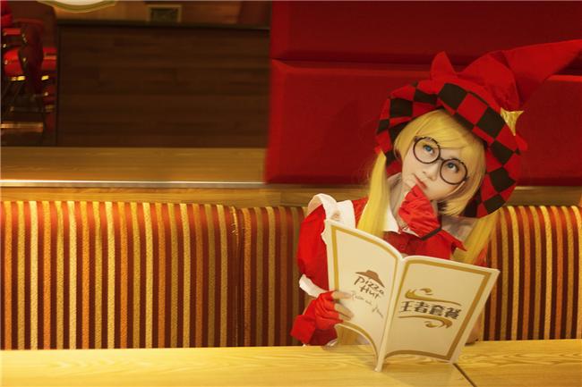 《王者荣耀》安琪拉魔法小厨娘
