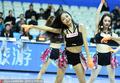 高清:篮球宝贝青春靓丽 身材妖娆秀修长美腿