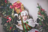 《FGO》贞德圣诞装
