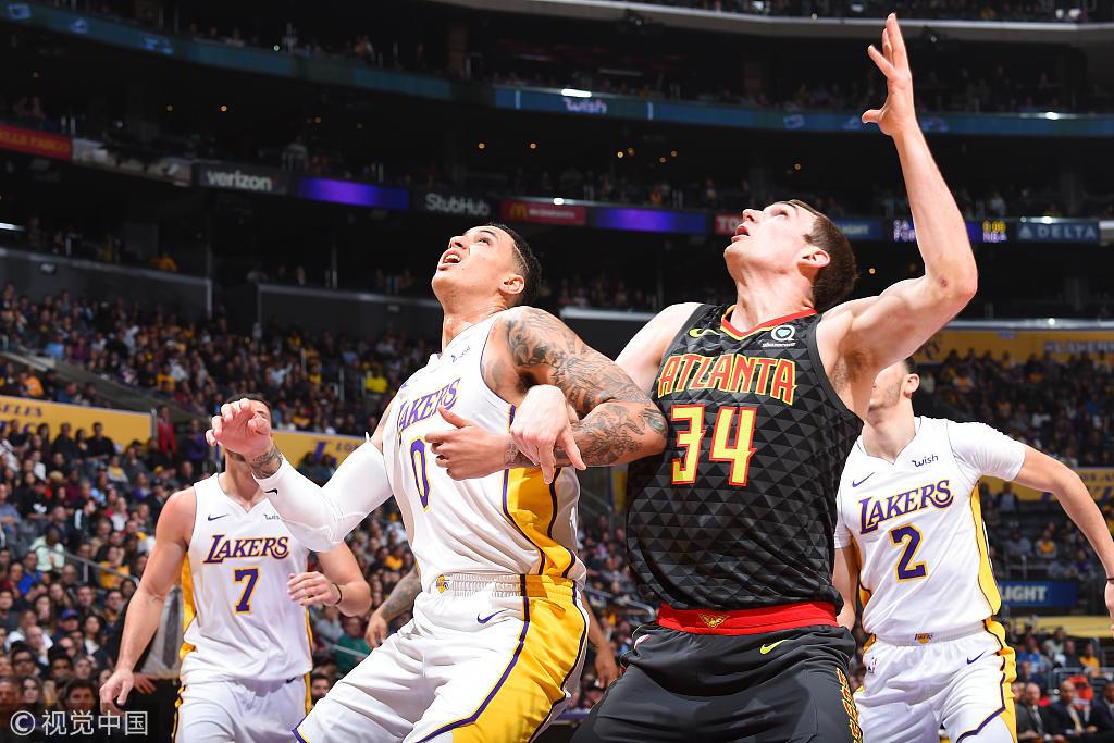 鶯歌20+7,球哥13+10+6,湖人8人得分上雙結束9連敗!(影)-黑特籃球-NBA新聞影音圖片分享社區
