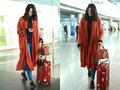 高清:惠若琪现身首都机场 高挑身材气质美爆