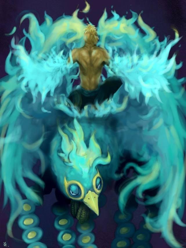 海贼王动物系恶魔果实排名 各个都是凶猛的野兽