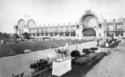 浪漫与精彩的诠释——记1878年巴黎世博会