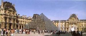 法国著名景观之卢浮宫