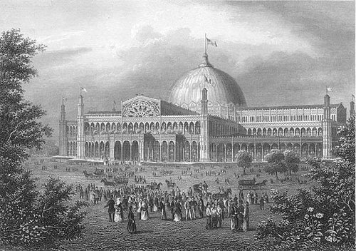 新大陆初现风采:1853年的第二届世界博览会