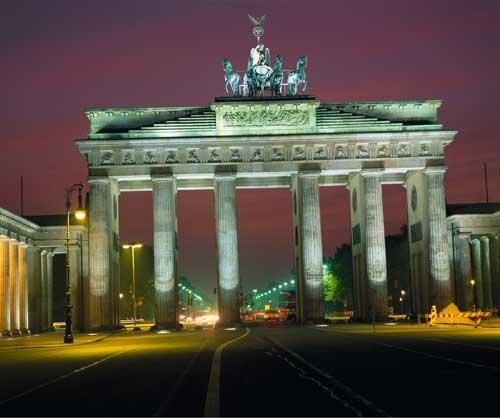 欧洲文化名城柏林 德国浪漫古典且严谨的首都