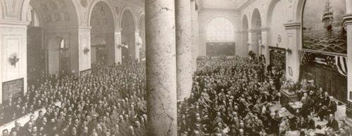 1915年旧金山巴拿马世博会 难忘的展馆与展示