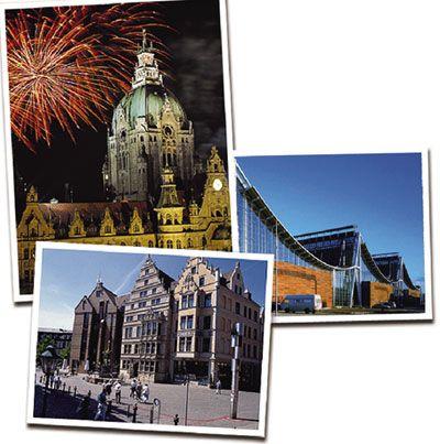 汉诺威:永远的博览会之都 改变世界的大聚会
