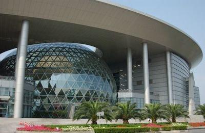 上海地标建筑手绘小报