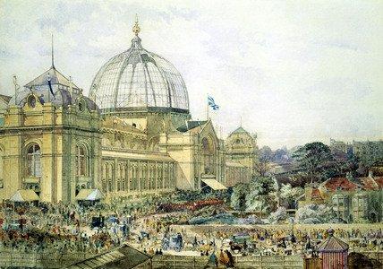 1862年伦敦世博会:首创音乐会形式