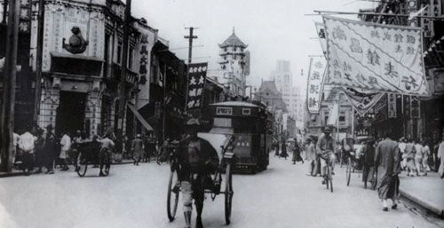 上海老字号的世博梦