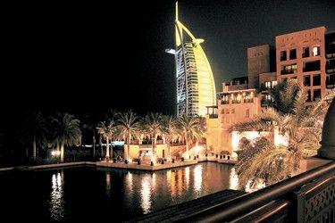 参观阿联酋馆将有机会免费入住迪拜七星酒店