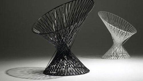 组图:国外奇特椅子创意设计作品图片