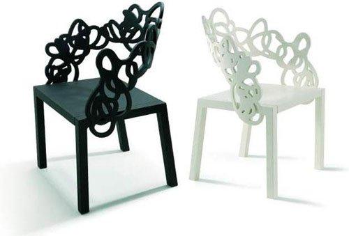 国外奇特椅子创意设计作品图片