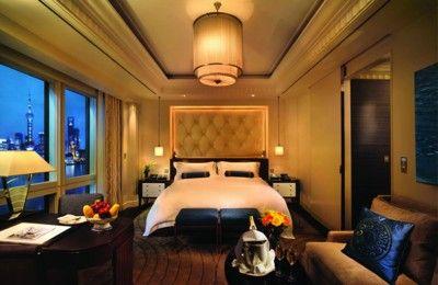 探秘上海新开高端酒店 专为世博打造特色服务