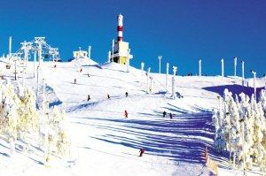 感受芬兰冰雪乐趣