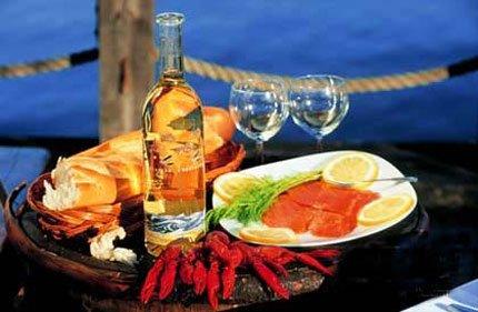 """""""千湖之国""""芬兰的美食"""
