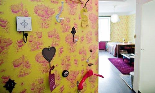 一城一房 30平米的芬兰酒店