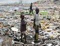 组图:触目惊心!发达国家向非洲倾倒电子垃圾