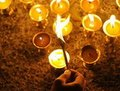 组图:藏区民众欢度燃灯节 体味不一样的风情