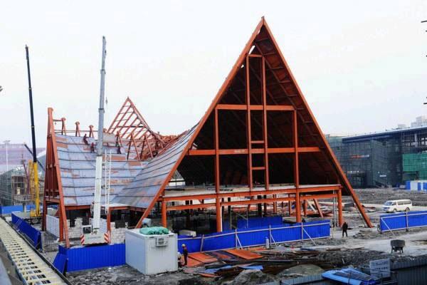 2010上海世博会中文作文