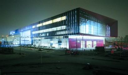 世博中心将是上海未来地标 五色大厅功能齐全