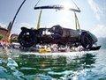 沉睡湖底70年的布加迪轿车将被拍卖