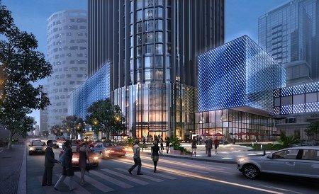 国际品牌争夺世博市场 扎堆上海商业区(图)