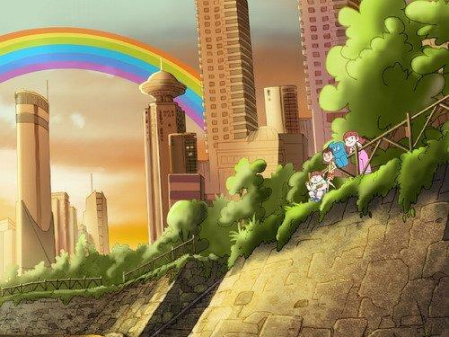 世博园化身彩虹城 208集《海宝来了》3月播出