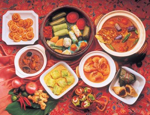 荟萃缤纷文化 世博会新加坡馆美食预览(图)