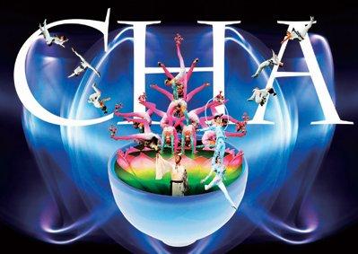 为上海世博会量身定制的舞台秀《CHA》