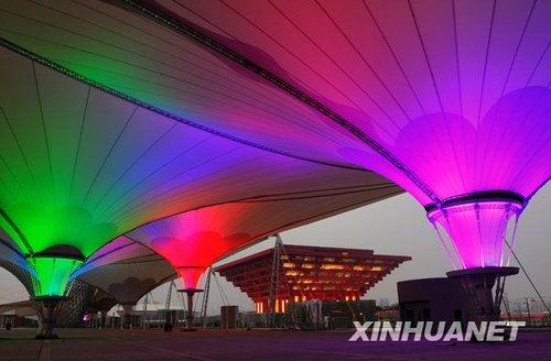 """上海世博会有望成为中国""""低碳生活""""新起点"""