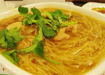 美食推荐:正宗台湾面线 面筋料更鲜