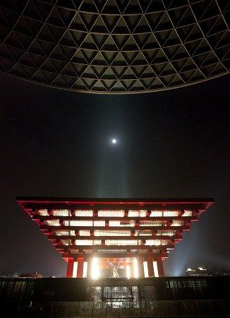 中国馆会期将限制人流或致部分游客无法参观