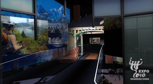 揭新西兰馆制作班底设计细节 电影人联袂打造