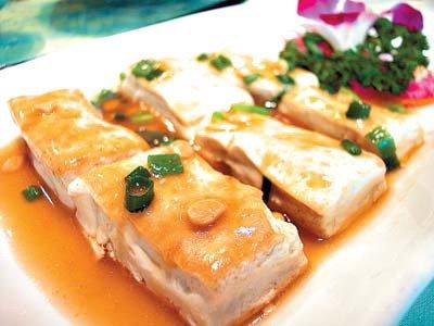 世博美食地图:堪比肉味 上海豆腐宴地图