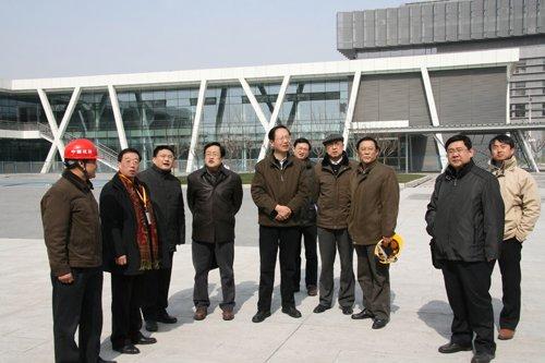世博山东馆3月完成展品展项布置 4月初试运行